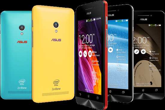 Asus ZenFone Selfie with 13MP front Camera