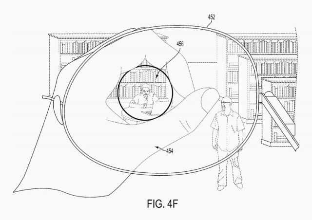 Google glass now uses fingers to take snaps