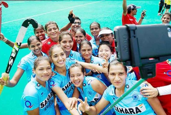 India Women's Hockey Team Returns After Finishing Fifth In HWL Semifinal