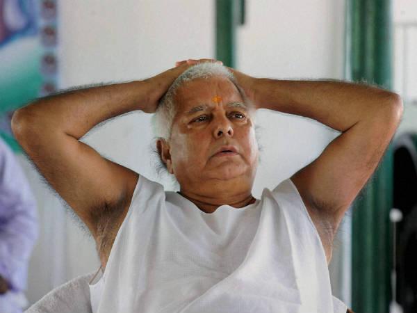 Lalu Prasad Yadav Arrested : RJD Chief (27-07-2015)