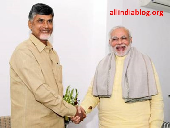 Modi Attendes Public Funtion Conduct In Vizag On 16th July