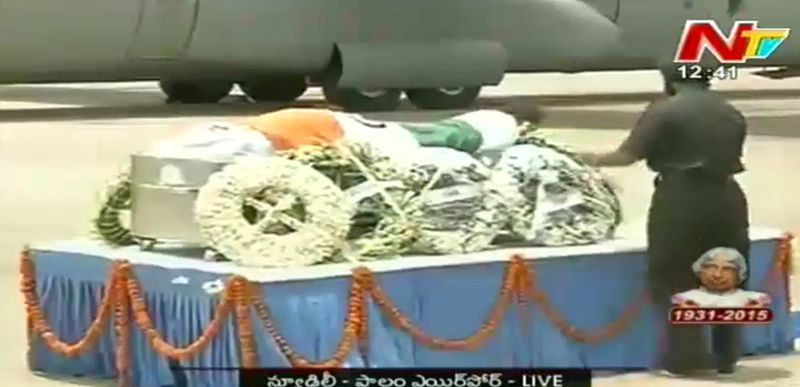 kalam dead body photo
