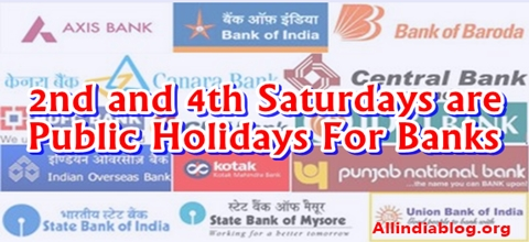 2nd and 4th Saturdays are Public Holidays For Banks - Finance Ministry