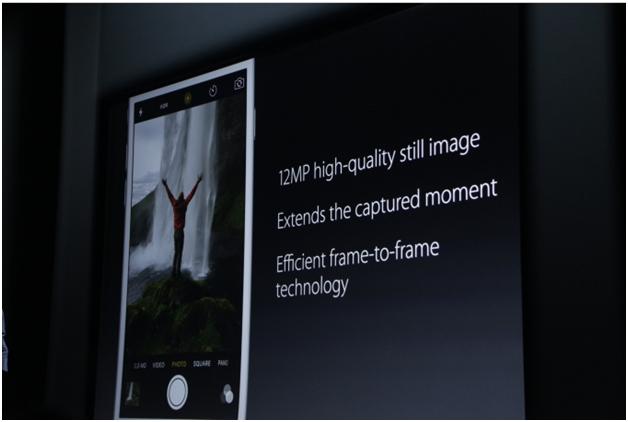 Phone 6s & Iphone 6s plus High quality camera & live photos