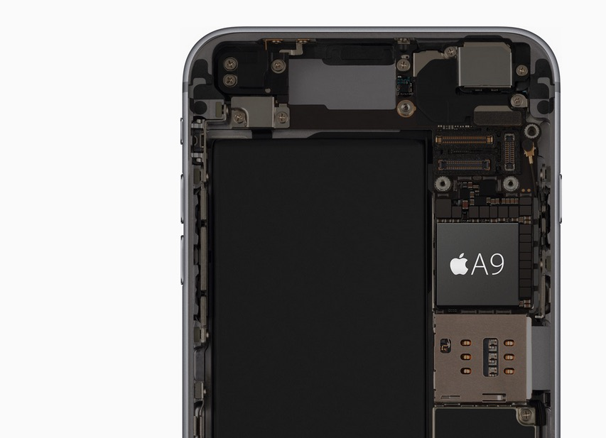 iphone a9 processor
