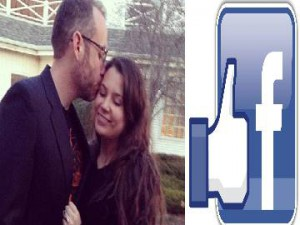 Facebook unwittingly acted as matrimonial site for a couple