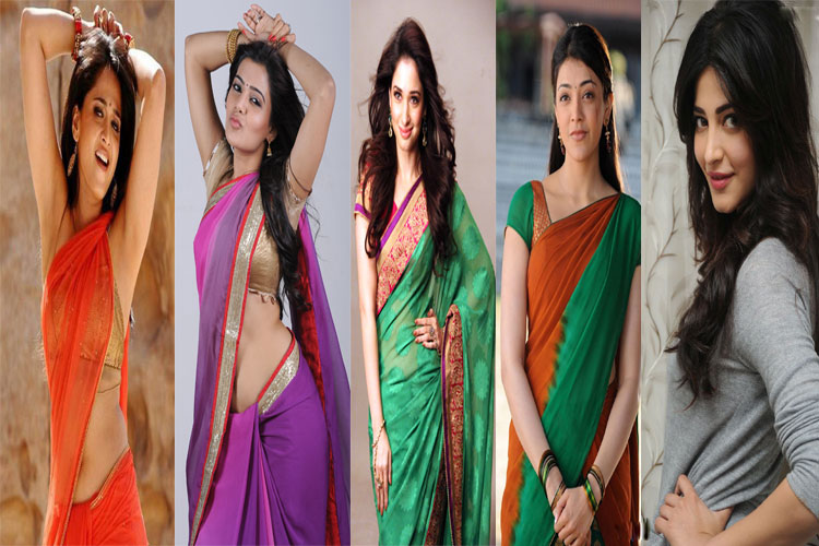 Top Heroines In Tollywood