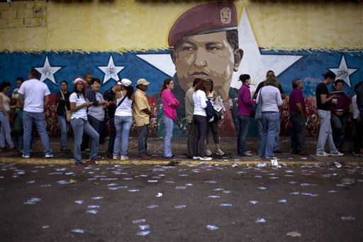 Rare Victory for Opposition in Venezulean Election Results 2015