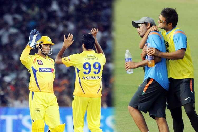 IPL 2016 Dhoni and Ashwin to play for Pune, Suresh Rain and Jadeja for Rajkot