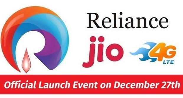 Reliance Jio to start free 4G Service for Employees Launches by Sharkh Khan and AR Rahaman