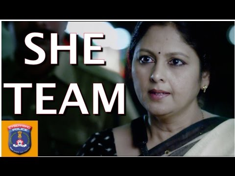 She Teams Short Film by Jayasudha
