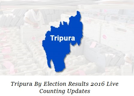 Tripura By Election Results 2016 Live Counting