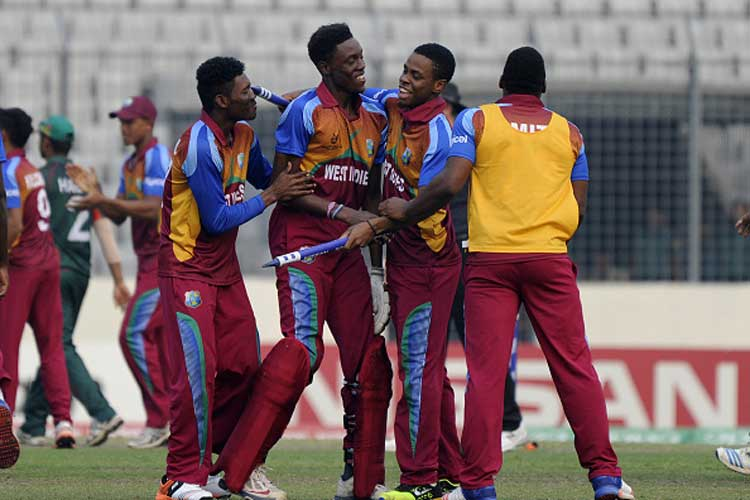 U-19 World Cup final West Indies lifts Maiden World Cup
