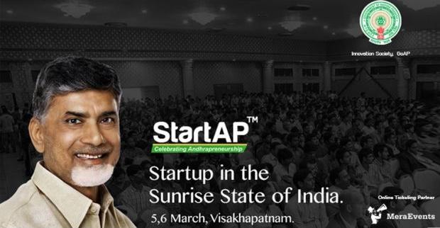 Chandrababu Naidu to inaugurate StartAP Festival