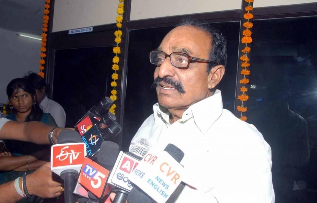Paleru MLA Ram Reddy Venkat Reddy passes away