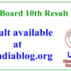 UK Board 10th Result 2017