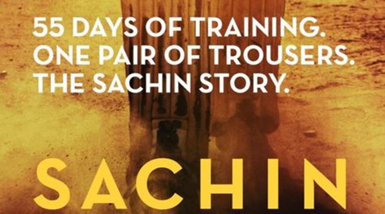 Sachin Tendulkar's Movie