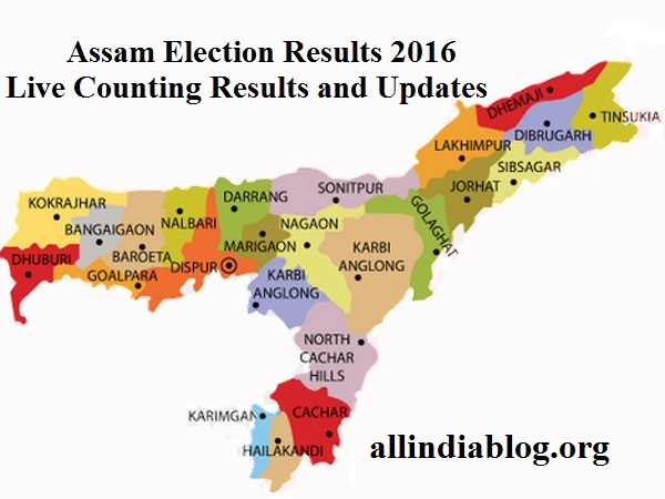 Assam Election Results 2016