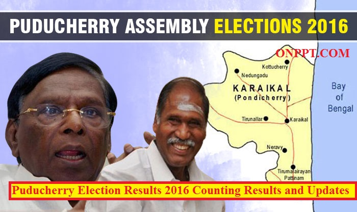 Puducherry Election Results 2016