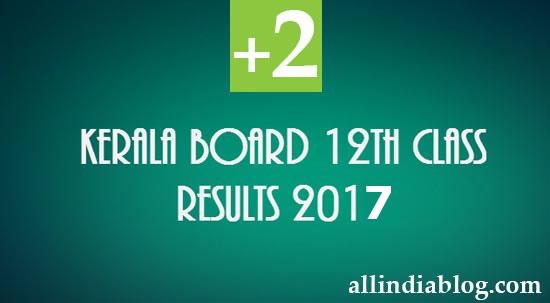 DHSE Kerala Result 2017