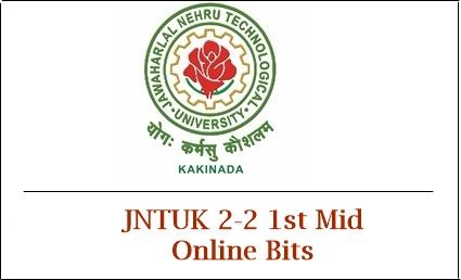 Jntuk 2 1 and 2 2 mech syllabus