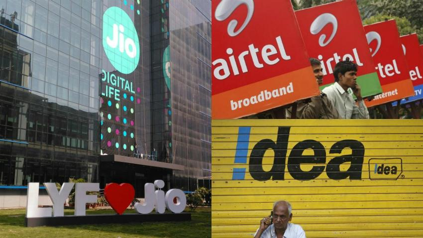 Airtel, Voda, Idea plan tariff cuts, freebies to counter Jio