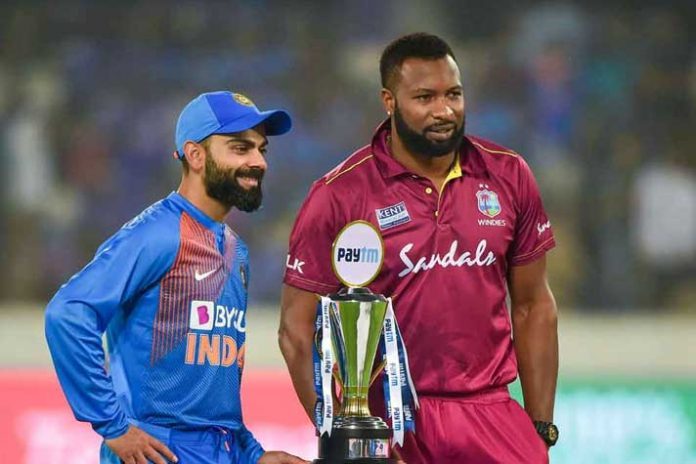 India Vs West Indies T20 Series